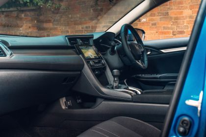 2019 Honda Civic sedan - UK version 63
