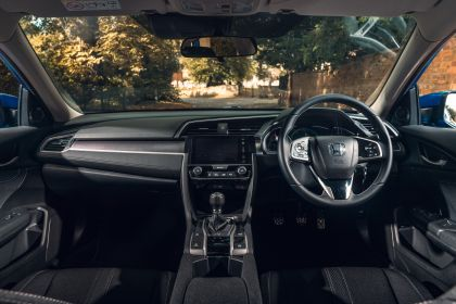 2019 Honda Civic sedan - UK version 79