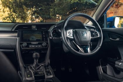 2019 Honda Civic sedan - UK version 81