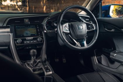 2019 Honda Civic sedan - UK version 82