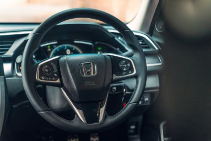 2019 Honda Civic sedan - UK version 84