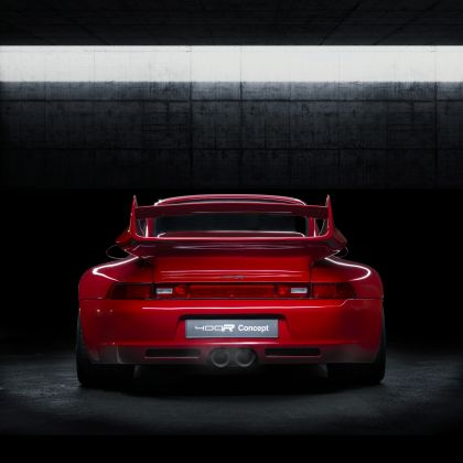 2017 Gunther Werks 400R ( based on Porsche 911 993 ) 6
