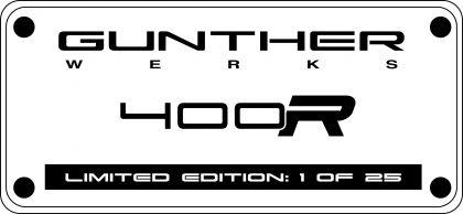 2017 Gunther Werks 400R ( based on Porsche 911 993 ) 66