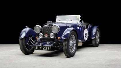 1933 Aston Martin 1.5 Litre - Le Mans short chassis 8