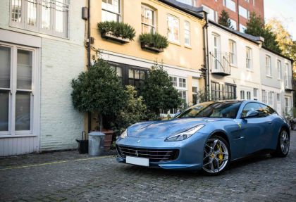 2018 Ferrari GTC4Lusso T - UK version 11