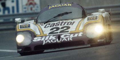 1987 Jaguar XJR8 8