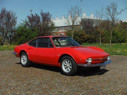 1967 Fiat 850 Moretti Sportiva 7