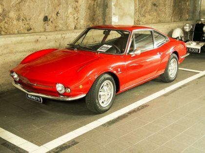 1967 Fiat 850 Moretti Sportiva 10