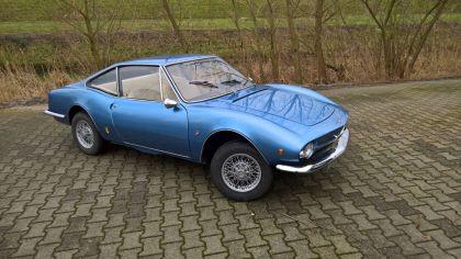 1967 Fiat 850 Moretti Sportiva 13