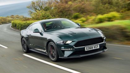 2018 Ford Mustang Bullitt - UK version 3