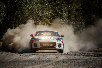 2018 Jaguar F-Type rally special 1