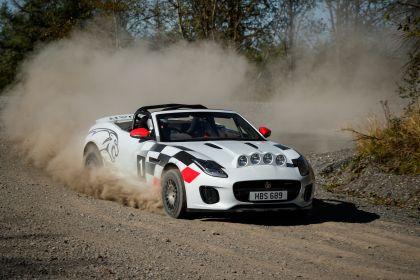 2018 Jaguar F-Type rally special 4