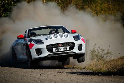 2018 Jaguar F-Type rally special 5