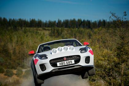 2018 Jaguar F-Type rally special 6