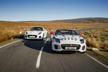 2018 Jaguar F-Type rally special 10
