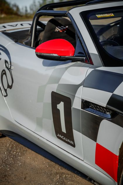 2018 Jaguar F-Type rally special 14
