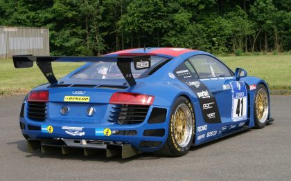 2008 Audi R8 for the 2008 24hrs Nurbrurgring 3