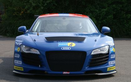 2008 Audi R8 for the 2008 24hrs Nurbrurgring 5