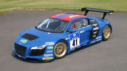 2008 Audi R8 for the 2008 24hrs Nurbrurgring 6
