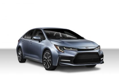 2019 Toyota Corolla sedan 1