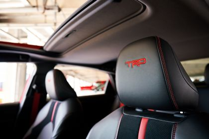 2020 Toyota Avalon TRD 17