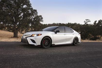 2020 Toyota Camry TRD 4
