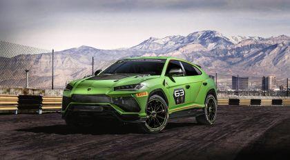 2018 Lamborghini Urus ST-X concept 4
