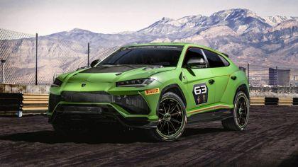2018 Lamborghini Urus ST-X concept 2