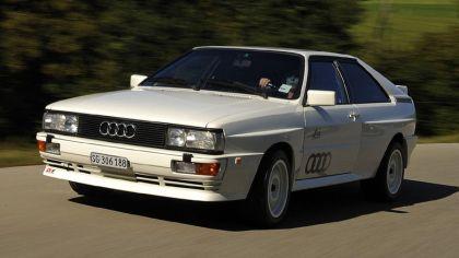 1982 Audi Quattro 8
