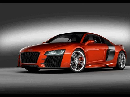 2008 Audi R8 TDI Le Mans 4