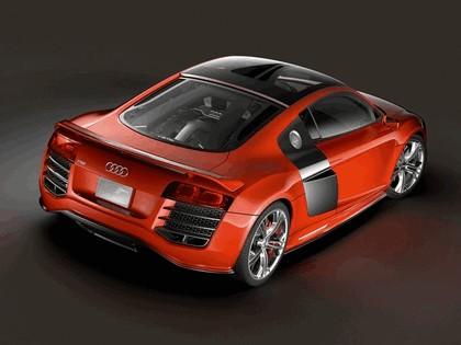 2008 Audi R8 TDI Le Mans 6