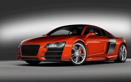 2008 Audi R8 TDI Le Mans 17