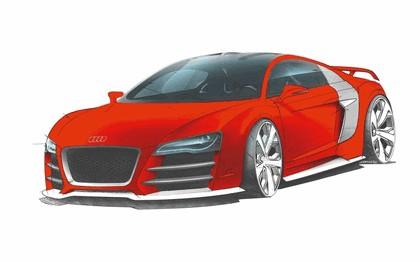 2008 Audi R8 TDI Le Mans 21