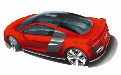 2008 Audi R8 TDI Le Mans 22
