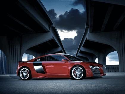2008 Audi R8 TDI Le Mans 29