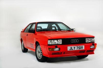 1982 Audi Quattro - UK version 1