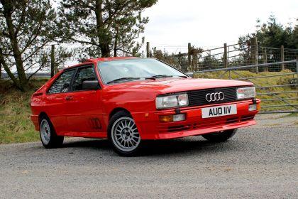 1982 Audi Quattro - UK version 2