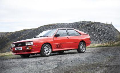 1982 Audi Quattro - UK version 4