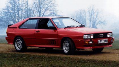 1982 Audi Quattro - UK version 5