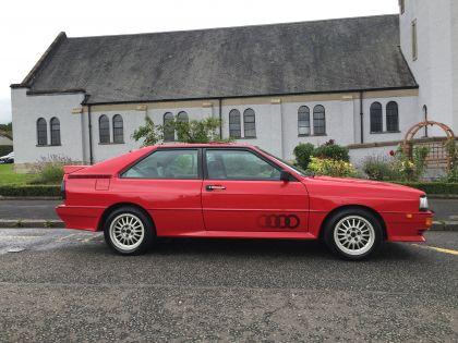 1982 Audi Quattro - UK version 6