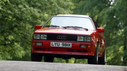 1982 Audi Quattro - UK version 7