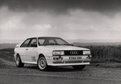 1982 Audi Quattro - UK version 9