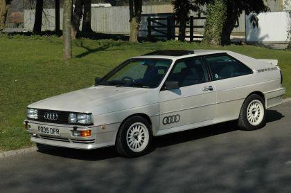 1982 Audi Quattro - UK version 10