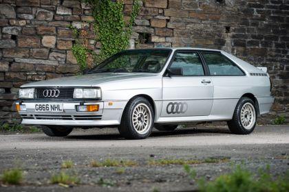 1982 Audi Quattro - UK version 11