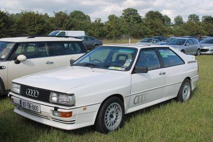 1982 Audi Quattro - UK version 12