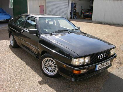 1982 Audi Quattro - UK version 13