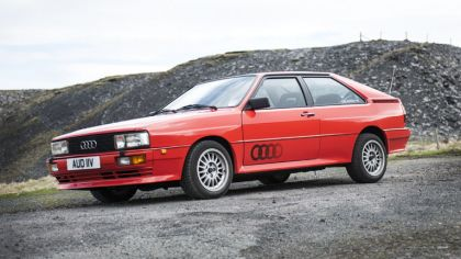 1982 Audi Quattro - UK version 9