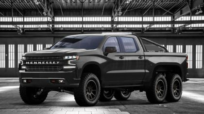 2019 Hennessey Goliath 6x6 ( based on 2019 Chevrolet Trail Boss ) 5