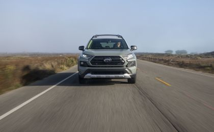 2019 Toyota RAV4 Adventure - Lunar rock 5