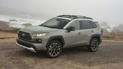2019 Toyota RAV4 Adventure - Lunar rock 9